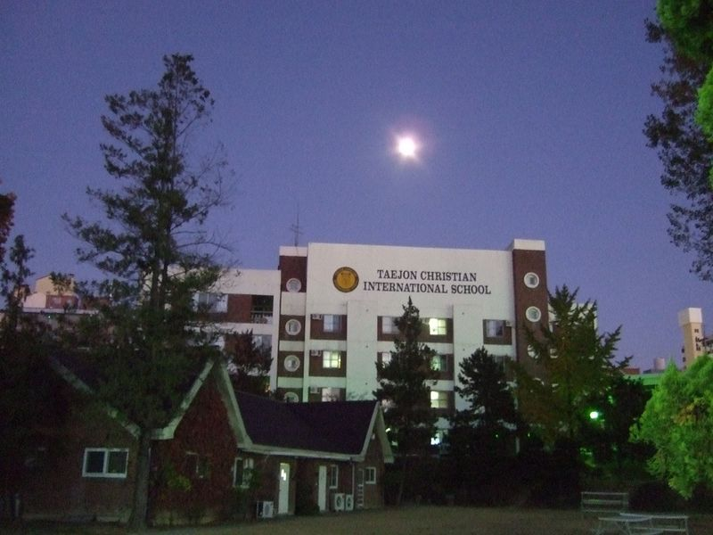 Moon over tcis